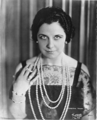 Farrar Geraldine (1882-1967) · Les légendes du cinéma