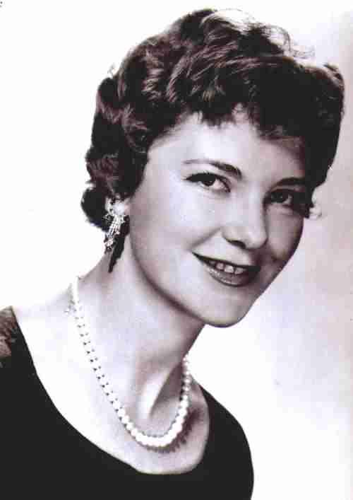 Desmarets Sophie (1922-) · Les légendes du cinéma